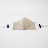 The Comfort Deluxe Adjustable Face Mask, Dove