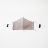 The Comfort Deluxe Adjustable Face Mask, Light Purple