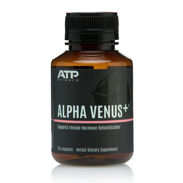ATP - Alpha Venus Female Hormone Detox - ATP Science - Shake Supplements