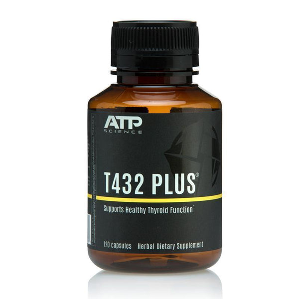 ATP - T432 Plus Thyroid Support - ATP Science - Shake Supplements