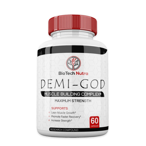 BioTech Nutra - Demi God - Biotech Nutra - Shake Supplements