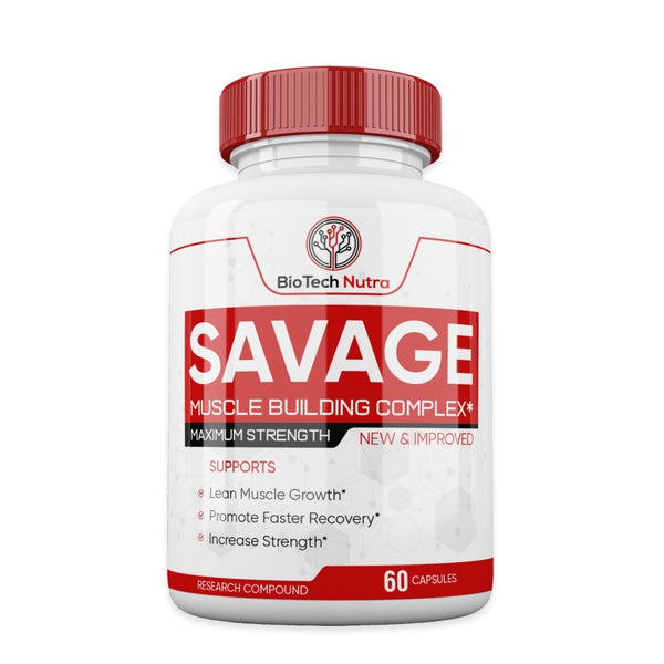 Biotech Nutra - Savage - BioTech Nutra - Shake Supplements