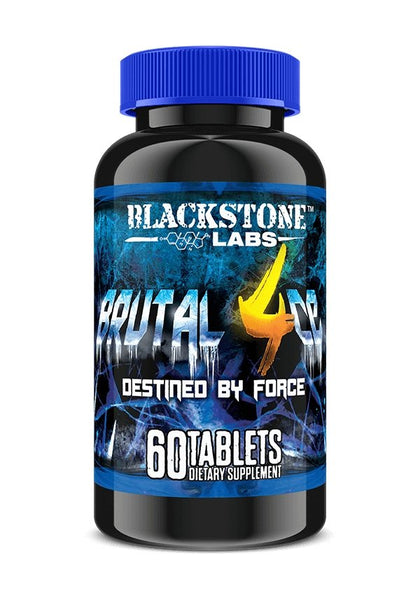 Blackstone Labs - Brutal 4ce - Blackstone Labs - Shake Supplements