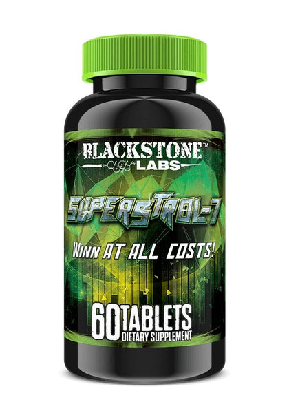 Blackstone Labs - SuperStrol-7 - Blackstone Labs - Shake Supplements