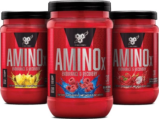 BSN - AminoX - BSN - Shake Supplements
