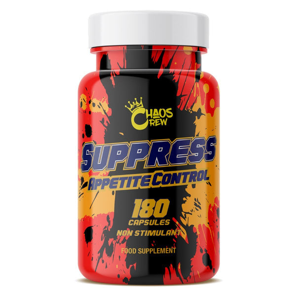 Chaos Crew - Suppress Appetite Control - Chaos Crew - ShakeSupps