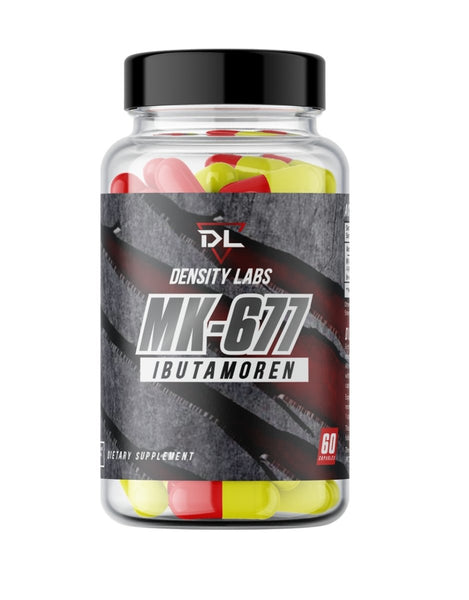 DENSITY LABS MK677 - IBUTAMOREN (60CAPS) - Density Labs - Shake Supplements