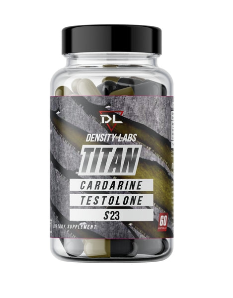 DENSITY LABS TITAN (60 CAPS) - Density Labs - Shake Supplements