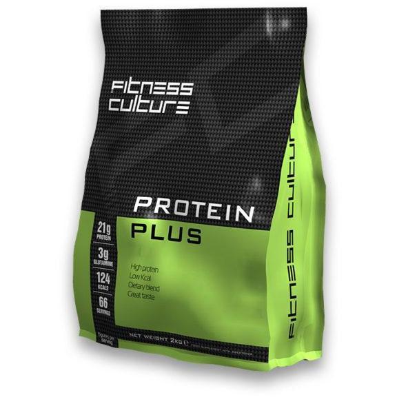 Fitness Culture - Protein Plus - Fitness Culture - ShakeSupps
