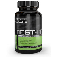 Fitness Culture - TEST-IT - Fitness Culture - ShakeSupps