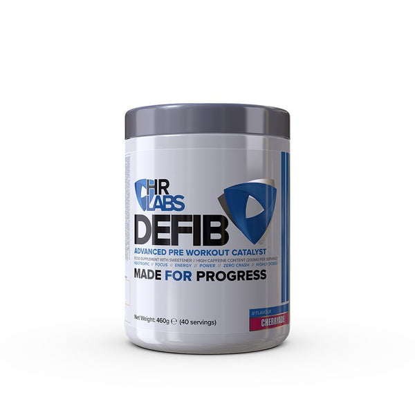 HR Labs - Defib - HR Labs - Shake Supplements