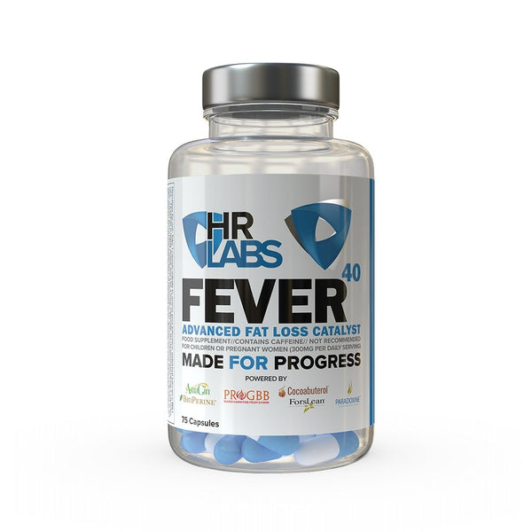 HR Labs - Fever40 - HR Labs - Shake Supplements