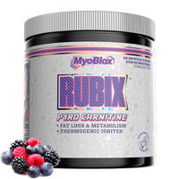 MyoBlox - Rubix 2.0 Thermogenic - MyoBlox - Shake Supplements