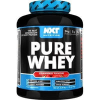 NXT Nutrition - Pure Whey 2.25kg - NXT Nutrition - ShakeSupps