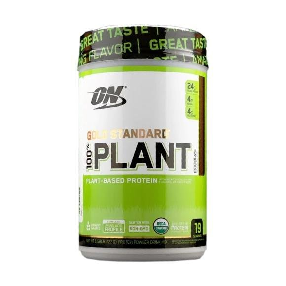 Optimum Nutrition - Gold Standard 100% Plant Protein - Optimum Nutrition - Shake Supplements