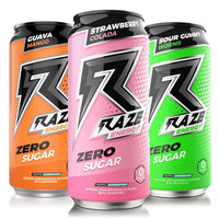 Repp Sports - RAZE Energy Drink with BCAA - Repp Sports - Shake Supplements