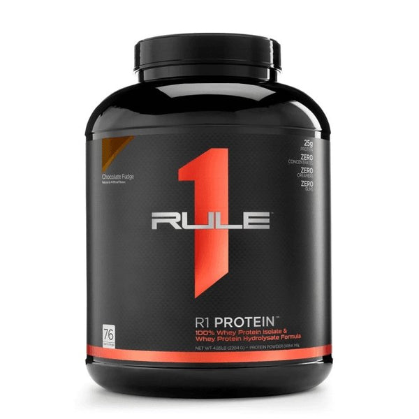 Rule1 - R1 Protein Isolate/Hydrolysate 2.2kg - Rule1 Proteins - Shake Supplements
