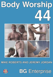 BODY WORSHIP 44 DVD