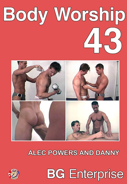 BODY WORSHIP 43 DVD