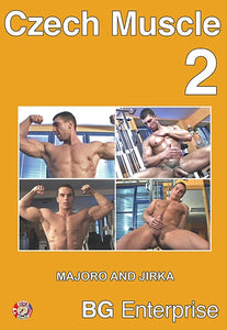 CZECH MUSCLE 2 DVD