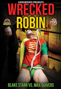 Wrecked Robin