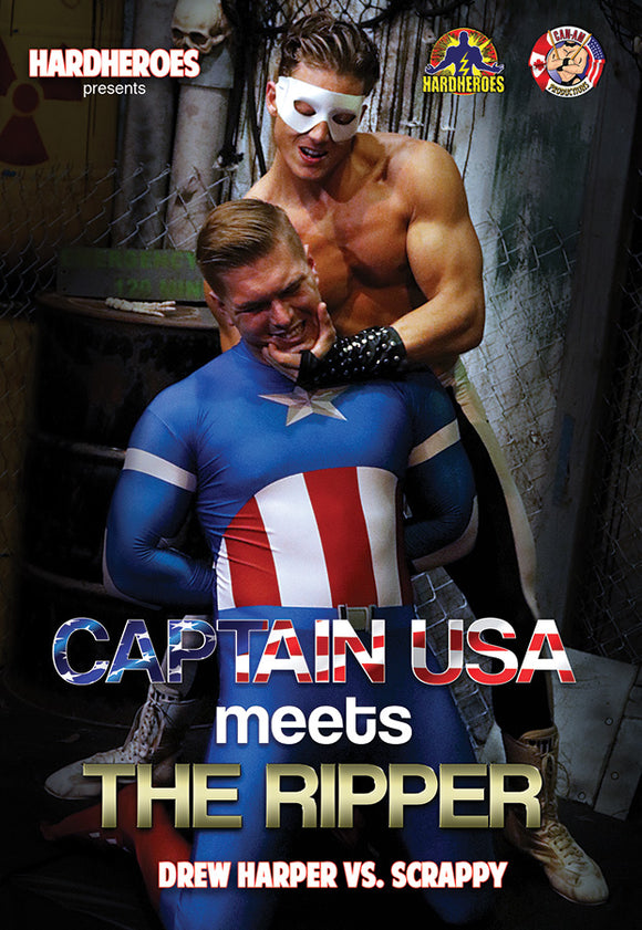 Captain USA Meets The Ripper