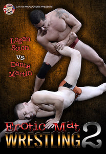 EROTIC MAT WRESTLING 2