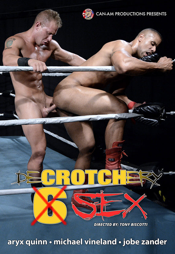 Decrotchery Sex: Aryx Quinn Vs. Michael Vineland