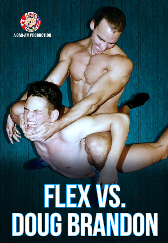 FLEX VS DOUG BRANDON (DVD)