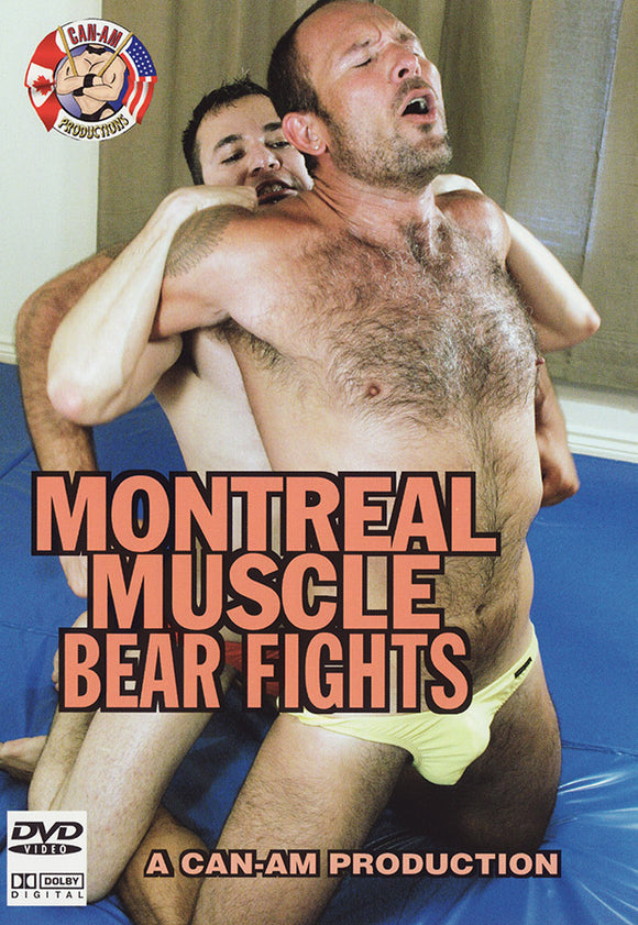Montreal Muscle Bear Fights