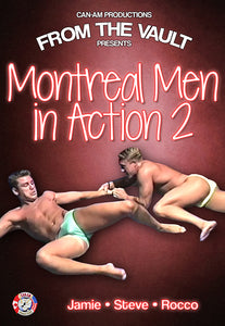 Montreal Men In Action 2