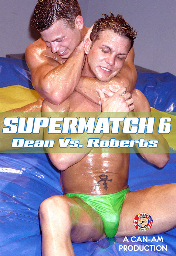 SUPERMATCH 6 - JIMMY DEAN VS SKIP ROBERTS DVD