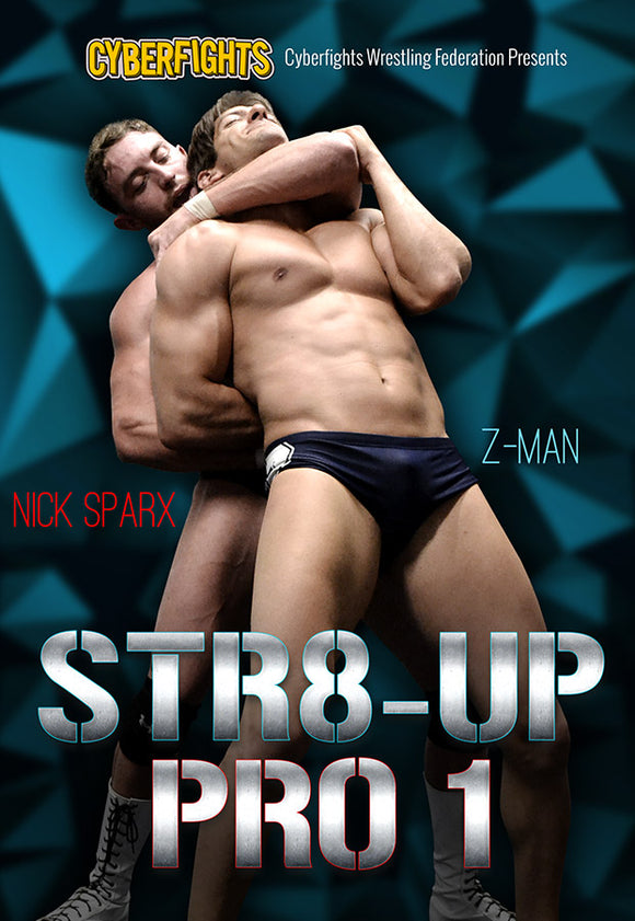 Str8-Up Pro 1 DVD