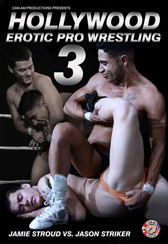 HOLLYWOOD EROTIC PRO WRESTLING 3