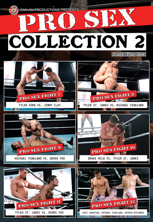 PRO SEX COLLECTION 2