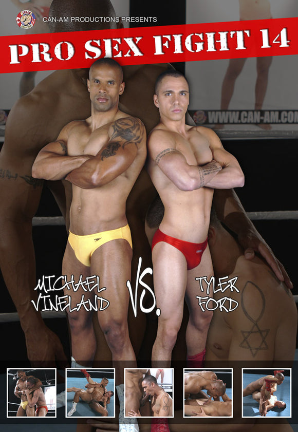 PRO SEX FIGHT 14 DVD