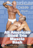 ALL AMERICAN OILED TRIO MUSCLE BASH DVD