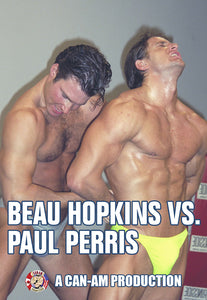HOPKINS VS PERRIS - THE REMATCH DVD