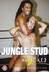 BEST OF JUNGLE STUD MATCHES DVD