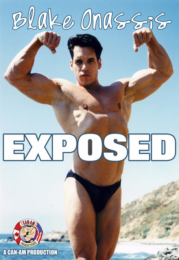 BLAKE ONASSIS: EXPOSED! DVD