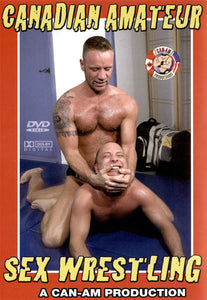 CANADIAN AMATEUR SEX WRESTLING DVD