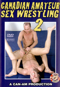 CANADIAN AMATEUR SEX WRESTLING 2 DVD