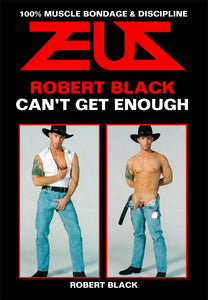 ROBERT BLACK / CAN'T GET ENOUGH DVD