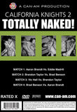 CALIFORNIA KNIGHTS TOTALLY NAKED 2 DVD