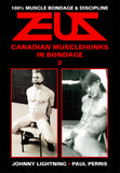 CANADIAN MUSCLEHUNKS IN BONDAGE TWO DVD