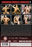 CANADIAN MUSCLE DANCERS 1 DVD