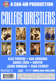 COLLEGE WRESTLERS (DVD)