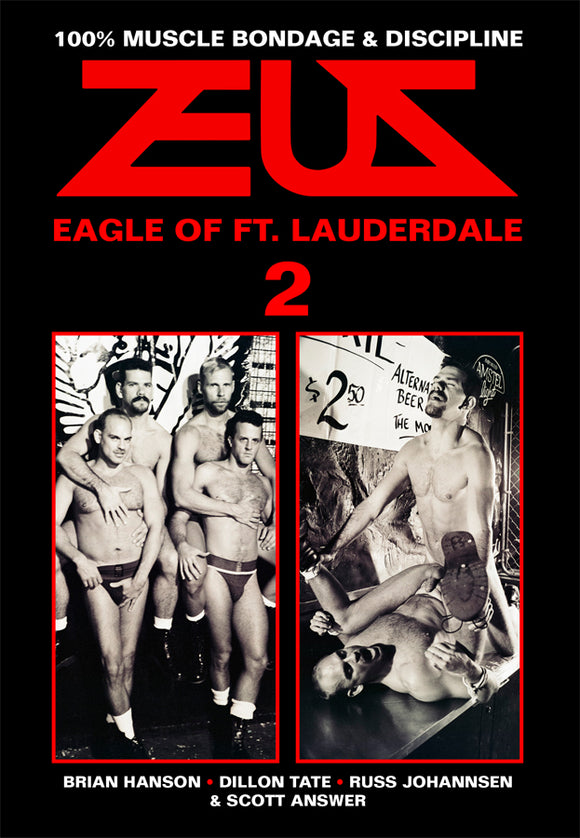 EAGLE OF FT LAUDERDALE TWO DVD