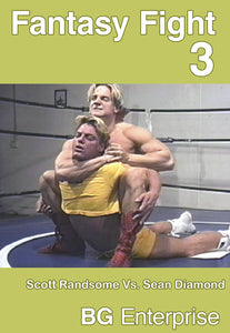 FANTASY FIGHT 3 DVD