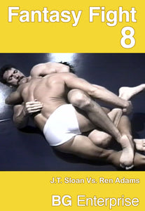 FANTASY FIGHT 8 DVD